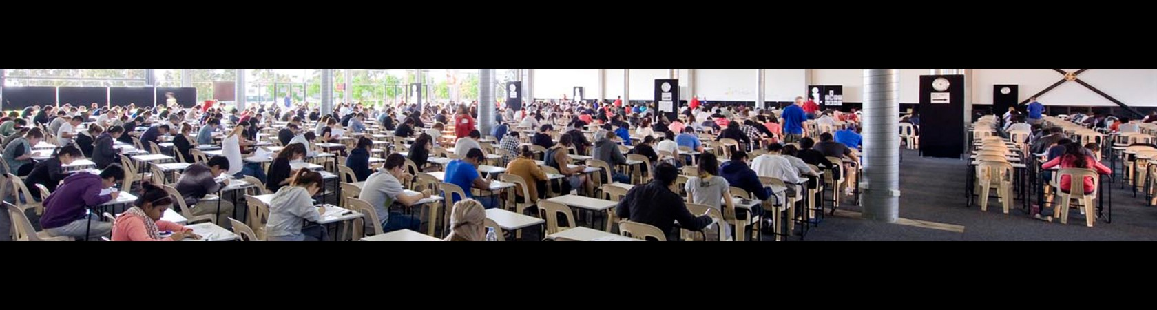 Victoria University End of Year Exams 2017
