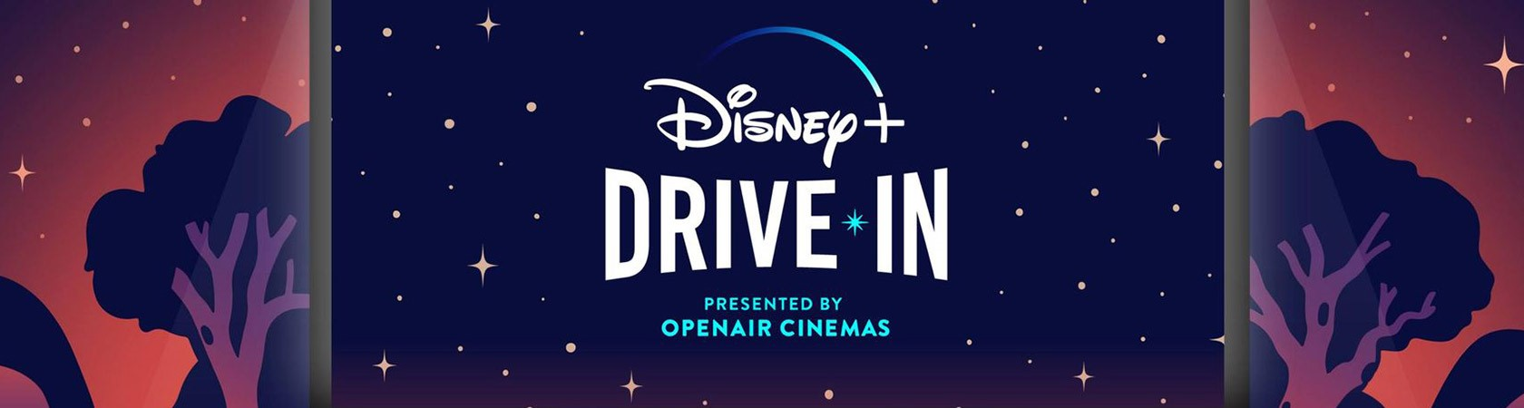 Disney+ Drive In presented by Open Air Cinemas
