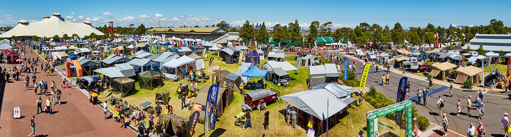Victorian Caravan, Camping and Touring Supershow